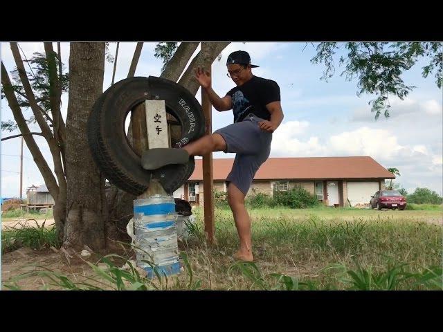 Karate Culture Vlog 4 | DIY, Makiwara Builds, For Honor