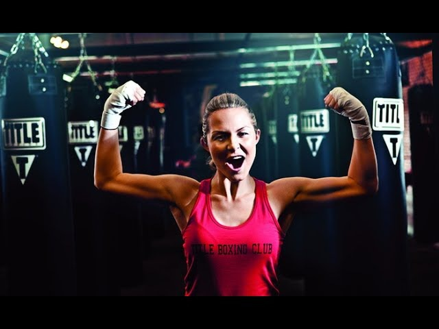 Моя работа в США Тренер по боксу Боксёрский зал в Америке №11