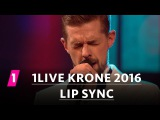 1 Klaas, 20 Stars, 1 Liebeslied  1LIVE Krone 2016
