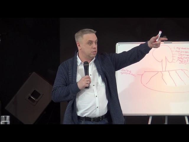 28 01 18 Семь заповедей счастливой жизни часть 3 Д Глухих