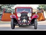 Bentley 3 Litre Drophead Coupe by Park Ward '1934