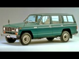 Nissan Safari Station Wagon AD G160