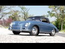 Porsche 356A 1600 Speedster by Reutter US spec T1 '1955 57