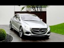 Mercedes Benz F800 Style Concept '03 2010