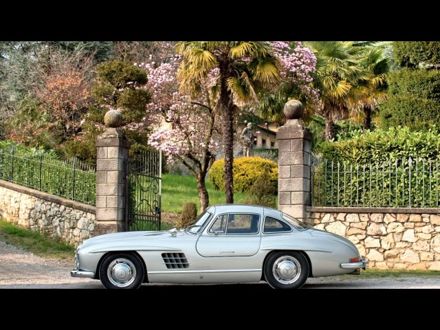 Mercedes Benz 300 SL W198 '01 12 1955