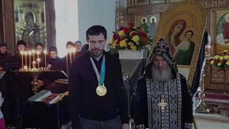 Проповедь Схиигумена Сергия - Духовника Павла Дацюка 2018