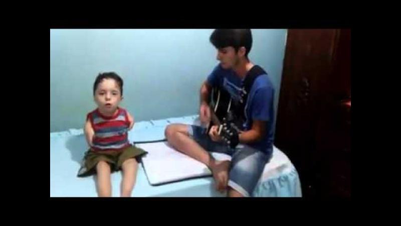 Muito Lindo = Criança Cantando = Raridade = Anderson Freire