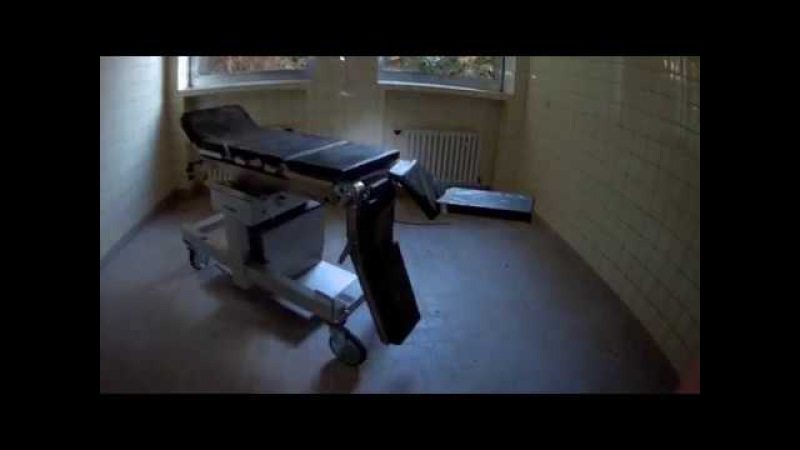 Urbex Abandoned Hospital with a Children Coffin Lost PLaces