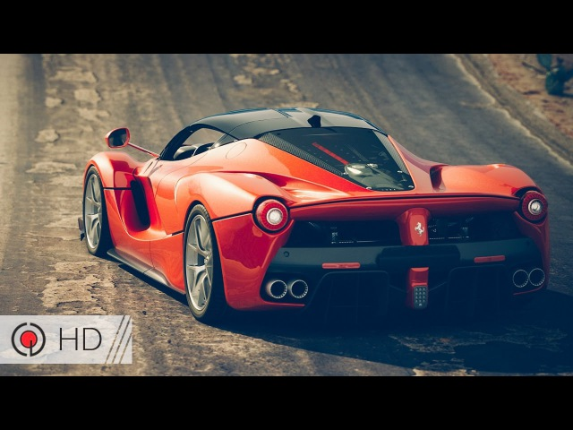Render Automotive Animation in Fstorm for 3ds Max: LaFerrari by Juan Garcia