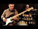A NEW KIND OF GROOVE... Adam Neely Gatecrashes SBL!