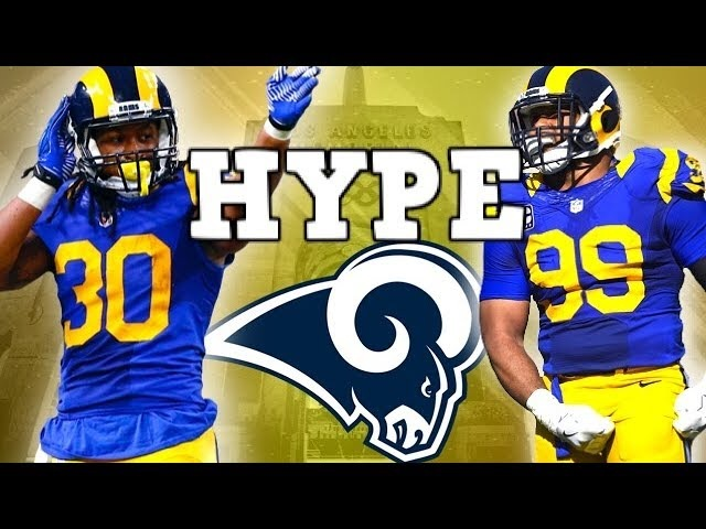 Los Angeles Rams 2017 Hype Video | Mob Squad | HD NFL Mix