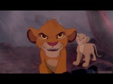Симба и Нала попадают в логово гиен | Король Лев (1994)