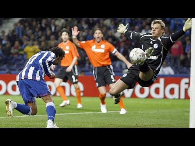 ► Manuel Neuer vs Porto ◄ (05/03/2008) ᴴᴰ