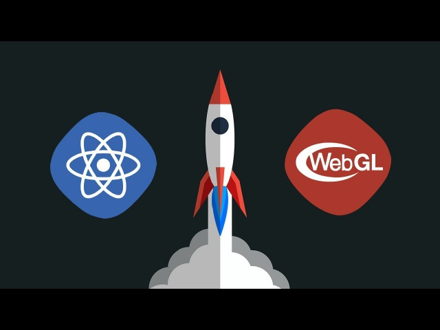 Blasting React Into Space Building Fluid Interfaces With React and WebGL