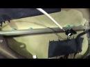 Киа Оптима родная шумка присутствует но годна лишь для небольшого снижения уровня шума в салоне