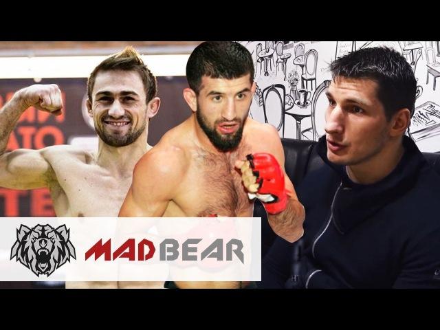 Расул Мирзаев и Али Багаутинов на FIGHT NIGHTS GLOBAL. Интервью от Алексея Папина.