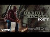 Darius Rucker - Don't