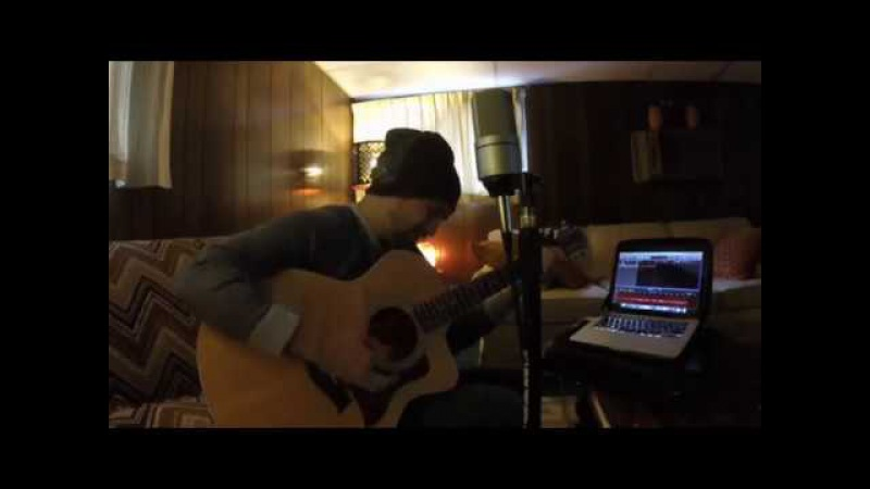 Kyle Castellani - About Last Night (LIVE HOME DEMO)
