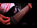 Miley Cyrus Wrecking Ball METAL METALCORE DJENT cover Andrew Baena