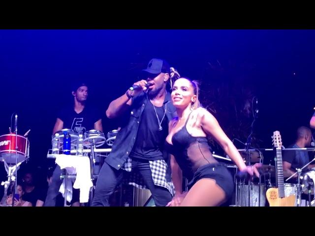 Tic Nervoso - Anitta e Harmonia do Samba Ao Vivo no Ensaio do Bloco das Poderosas (14012018)