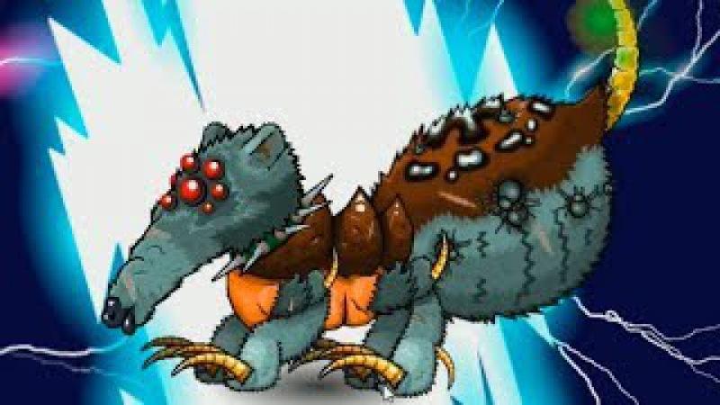 Mutant Fighting Cup 2 - Босс Гигантский термит мутант \ игра мутант файтинг 2 - Флеш игра