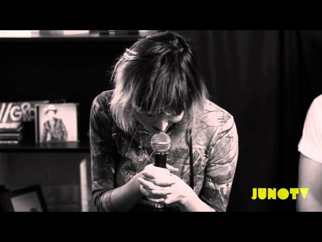 July Talk I've Rationed Well Live JUNO TV Vault Sessions
