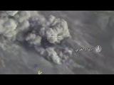 Военные самолеты преследуют остатки террориста, который призывает тех, кто покидает поле битвы
