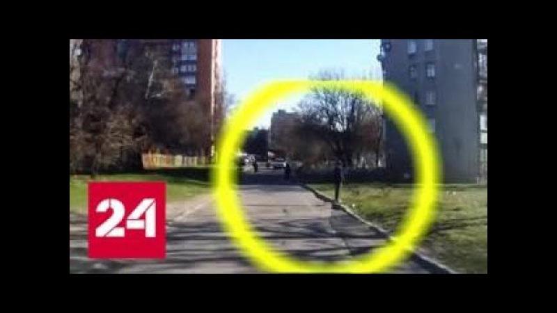 Признание под пытками: СБУ массово похищает донецких женщин - Россия 24