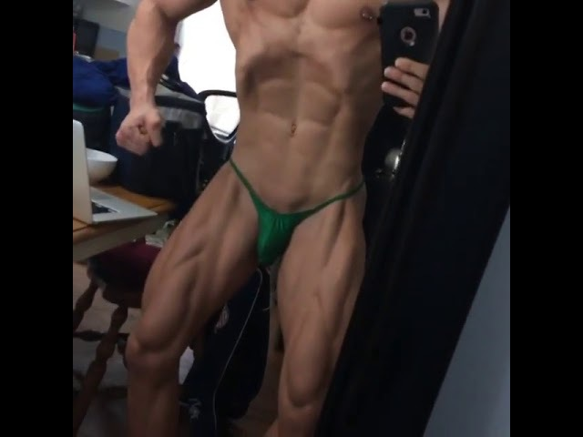 Travis Tucker- Showing Off His Legs in Muscle Potential Best Fit Posers