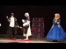 Сценка- Pandora hearts-Новая история спящей красавицы- Rubiokiddo