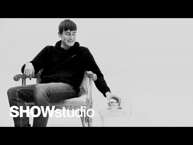 In Fashion Thomas Tait interview uncut footage