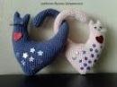 Валентинка сердечные котики ч 2 Valentine heart cats р 2