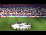 El Espectacular Himno de El Arrebato en la Previa del Sevilla-Spartak