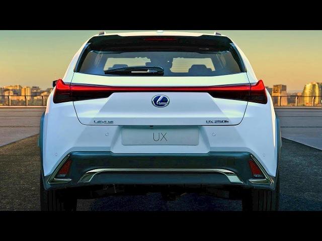 Lexus UX (2019) Features, Interior, Design