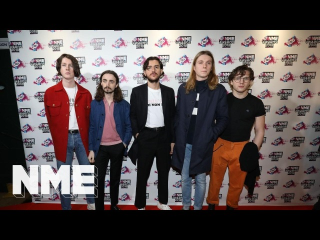 Blossoms on Liam and Noel Gallagher, their new album, and why they keep fighting | VO5 NME Awards 20