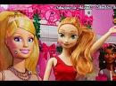 Barbie Advent Calendar Frozen Anna and Kristoff Surprise Presents Frozen Hans DisneyCarToys
