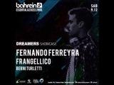 Berni Turletti @ Bahrein Buenos Aires - With Fernando Ferreyra &amp Frangellico - 09-12-2017