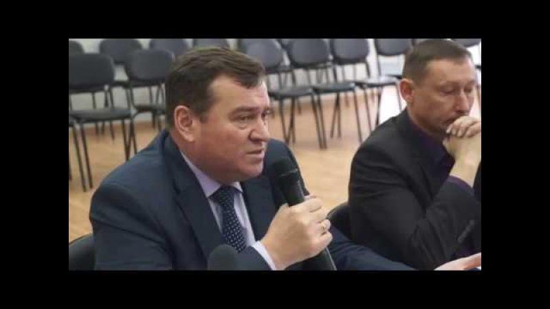 Александр Титков: Новая школа в Бердске появится к 2020 году