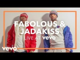 Fabolous &amp Jadakiss - Friday on Elm Street (Live at Vevo) httpsvk.comCINELUX