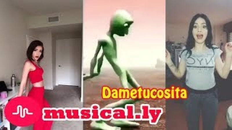 Dame Tu Cosita Challenge ( Filex ) Musical.Ly Compilation 2018 - Dametucosita