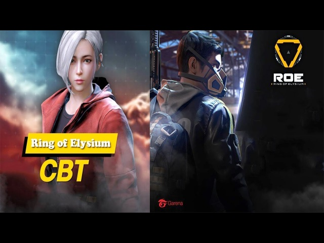 Ring of Elysium (Europa) - First CBT Test Sea Server Gameplay New Battle Royale Game 2018