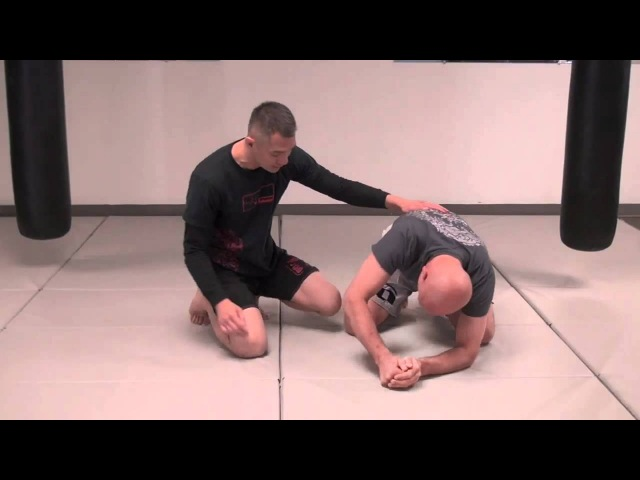 How to Do the Crucifix in Brazilian Jiu Jitsu