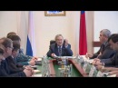 Аман Тулеев о выдвижении Владимира Путина на пост президента России