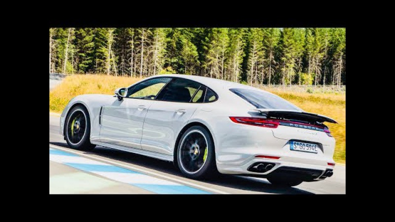 2018 Porsche Panamera Turbo S Turismo (680HP) - Ready To Fight Lamborghini Urus