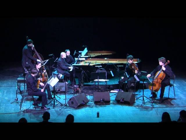 Pavel Karmanov - The City I Love and Hate - at Theatral hall of House of Music 2015