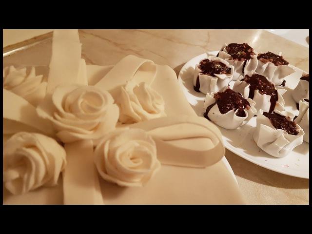 Цыганский десерт Торт и пирожное без выпечки Gipsy kitchen