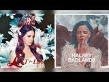 Halsey vs Lana Del Rey - Dirve x White Mustang (Mashup)