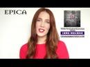 『EPICA VS attack on titan songs』リリース決定!シモーネ・シモンズからコメントが到着!