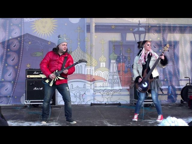 Рок-Синдром — Jingle Bells (Рождество, Петропавловская крепость)