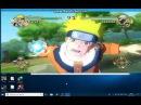 RPCS3 Emulator - OpenGl - Naruto Shippuden Ultimate Ninja Storm Demo